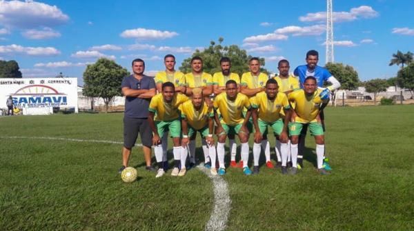 Corrente vence Santa Maria da Vitória por 2 a 1 na Copa Oeste de Seleções 2019