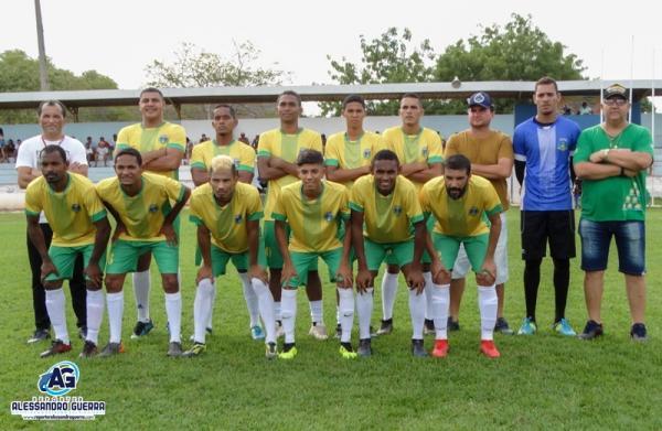 Corrente vence Santa Maria da Vitória por 3 a 0 e classifica para a semifinal da Copa Oeste
