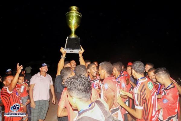 Beira Rio Jr é o campeão do Campeonato da Santa Marta