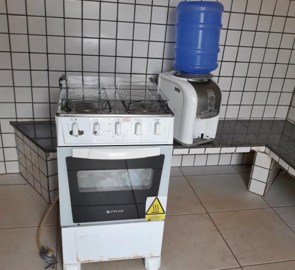 Polícia Militar recupera eletrodomésticos em Corrente