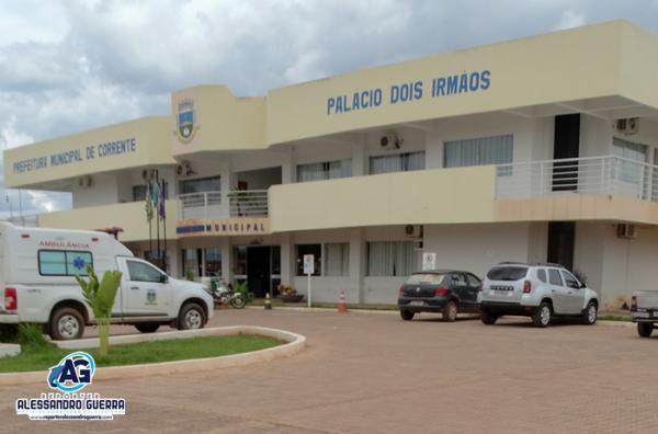 Prefeitura de Corrente nega bloqueio de repasse do FPM por conta do SIOPS