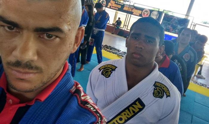 Atletas de Corrente participam de copa de Jiu- Jitsu na Bahia