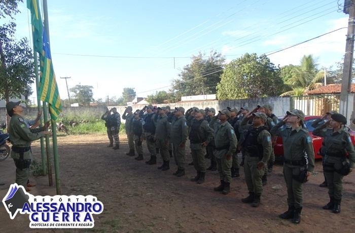 7º BPM realiza solenidade alusiva aos 181 anos da Policia Militar