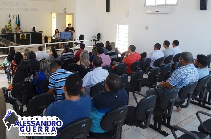 22ª Zona Eleitoral reúne representantes de Partidos Políticos para tratar sobre eleições 2016