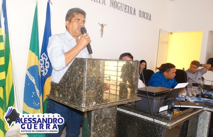 Murilo é homologado candidato em convenção da oposição em Corrente