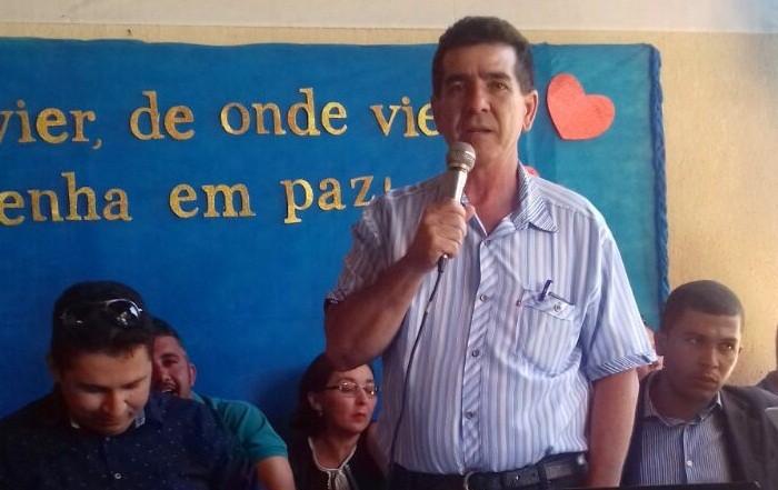 Prefeito eleito anuncia novo secretário de saúde para Cristalândia