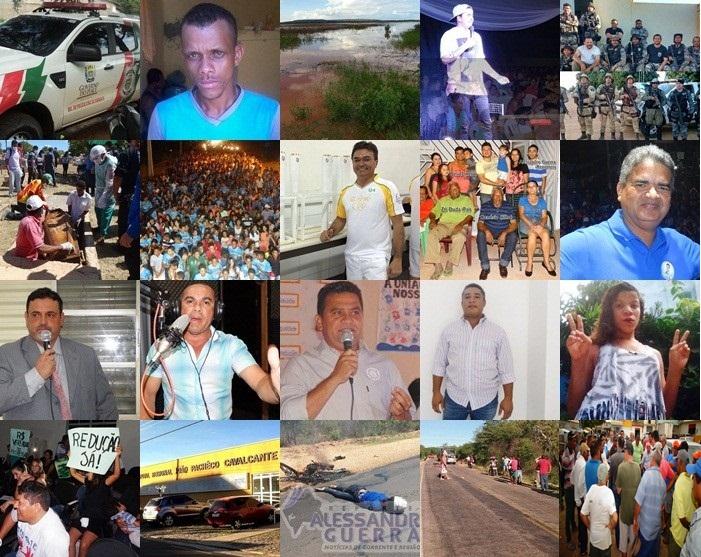 Confira aqui a retrospectiva dos fatos que marcaram 2016 no Extremo Sul do Piauí