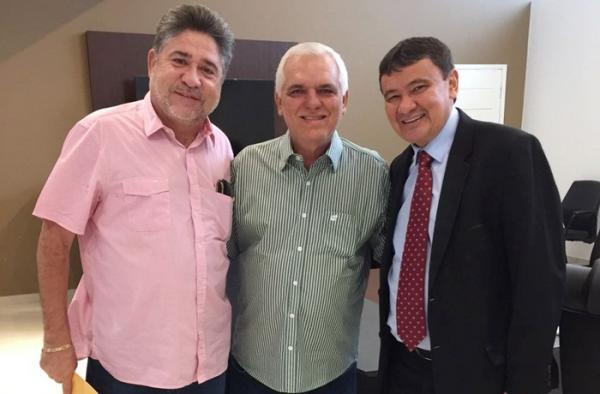 Em audiência com o governador e o presidente da ALEPI, João Mádson reivindica obras importantes pro Extremo Sul do Piauí