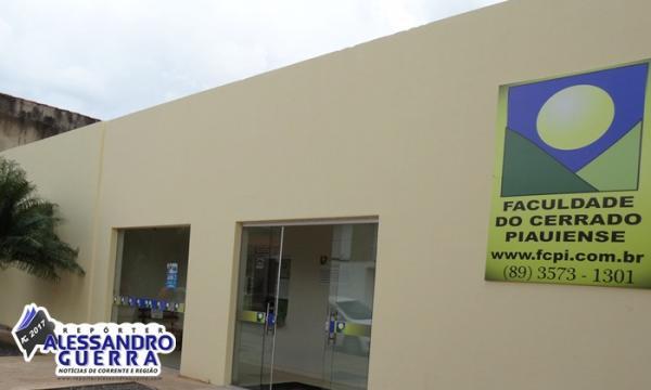 Faculdade do Cerrado Piauiense adia divulgação do resultado do Vestibular