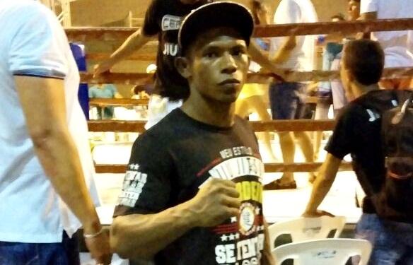 Atleta Correntino de MMA, Kong, vence luta no estado da Bahia