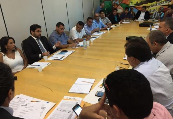 Prefeito Betim participa de reunião da APPM