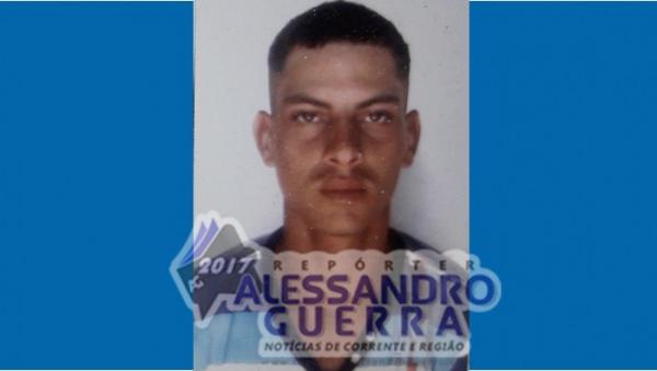 Homem é morto a tiros no bairro Vermelhão, em Corrente