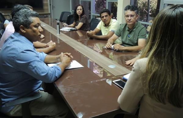 Prefeito Onélio cumpre agenda em Teresina em busca de projetos e recursos