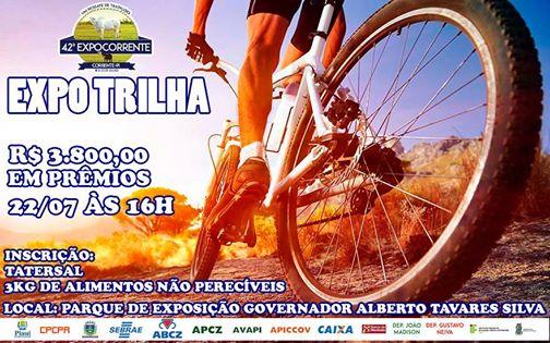 ExpoTrilha será uma das atrações da 42ª feira agropecuária de Corrente
