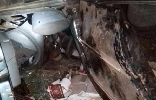 Acidente deixa fazendeiro morto na BR- 135, neste domingo (20)