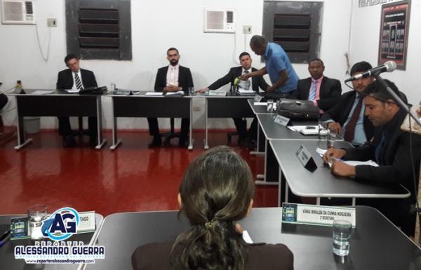Câmara de Cristalândia aprova reparcelamento de débitos previdenciários deixados pela gestão anterior