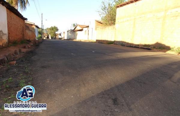 Prefeitura leva pavimentação a várias Ruas da cidade e realiza sonho de moradores em Corrente