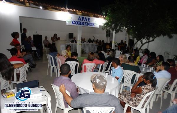 APAE inaugura cozinha e refeitório na cidade de Corrente