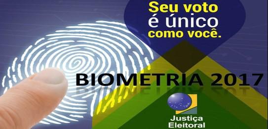 Eleitores de Cristalândia deverão fazer recadastramento biométrico ate o dia 17 de outubro