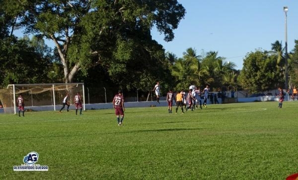 Beira Rio x IBC, campeonato municipal Corrente 2019