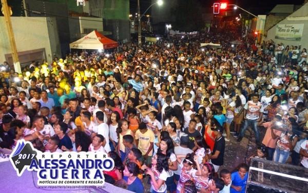 8ª Marcha para Jesus em Corrente- PI