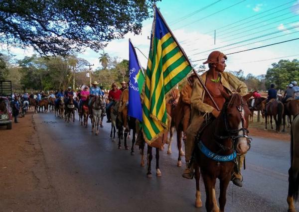 5ª Cavalgada Missionária: 'Amigos do Pastor