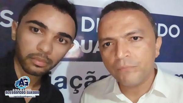 Entrevista Ismael Paraguai, presidente OAB- Subseção Corrente